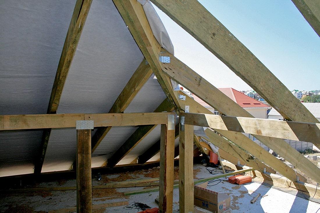 На протокол ремонт составить крыши как